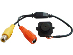 Pinhole-Style Covert Color Miniature Spy CCTV Business Camera